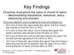 key findings3