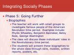 integrating socially phases4