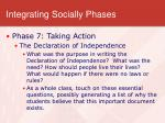 integrating socially phases6