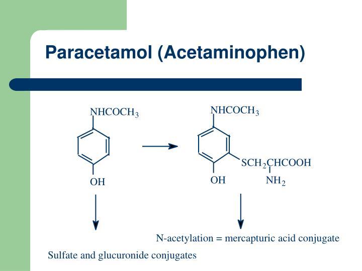 Paracetamol (Acetaminophen)