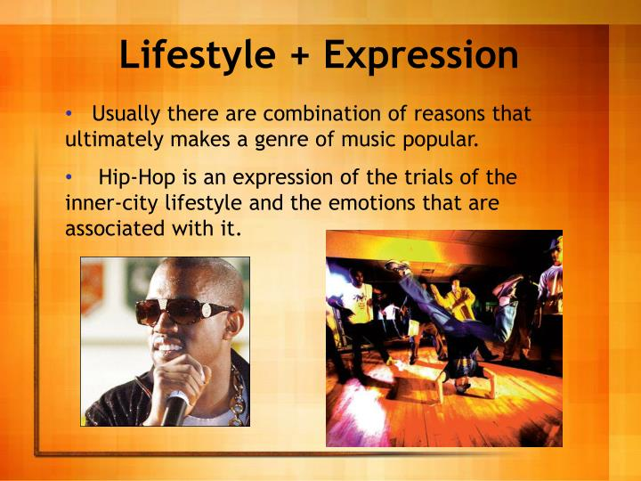 Lifestyle + Expression