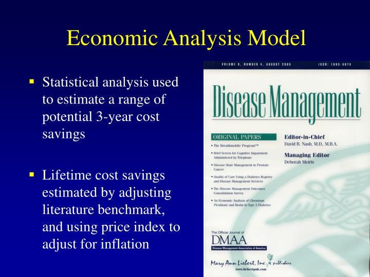 Economic Analysis Model