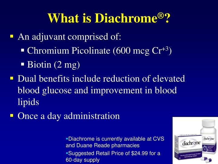 What is Diachrome