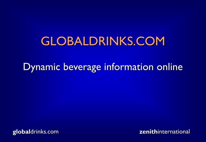 globaldrinks com n.