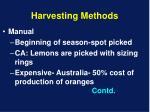 harvesting methods2