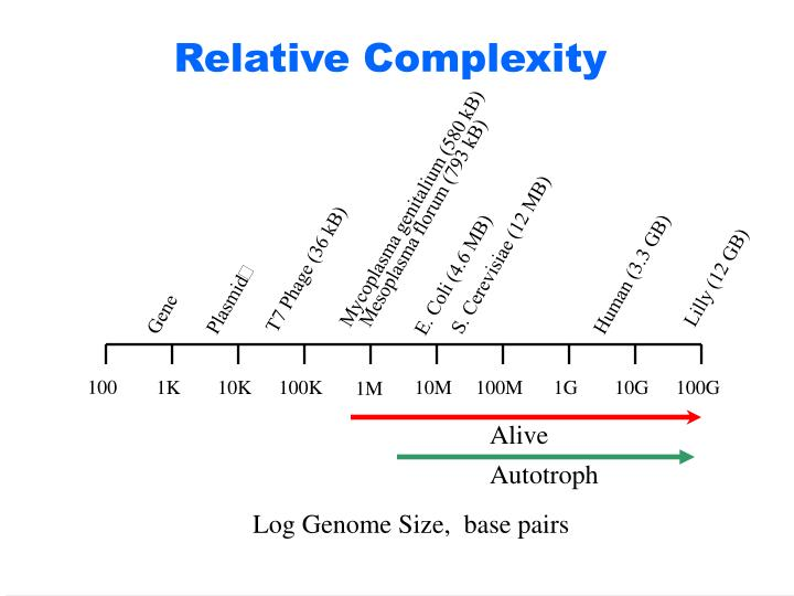 Relative Complexity
