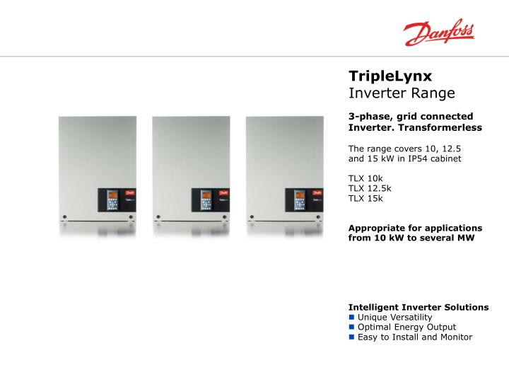 TripleLynx