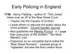 early policing in england1