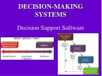 decision support software