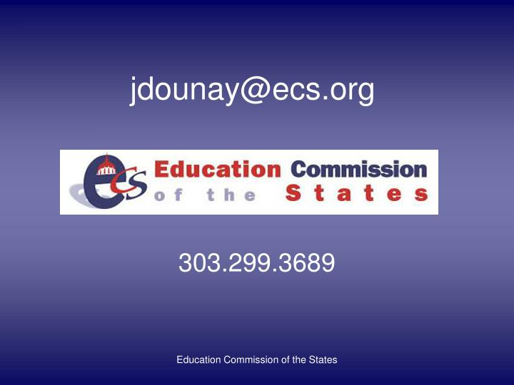 jdounay@ecs.org