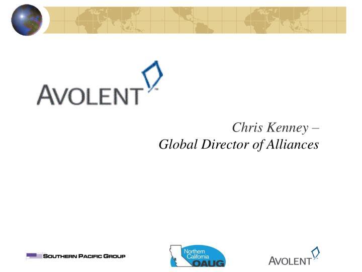 Chris Kenney –
