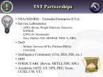 tst partnerships