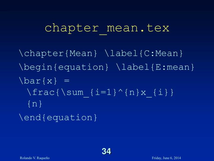 chapter_mean.tex