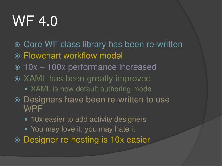 WF 4.0