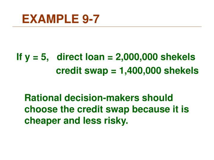 EXAMPLE 9-7