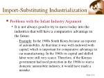import substituting industrialization2