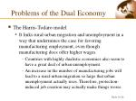 problems of the dual economy4
