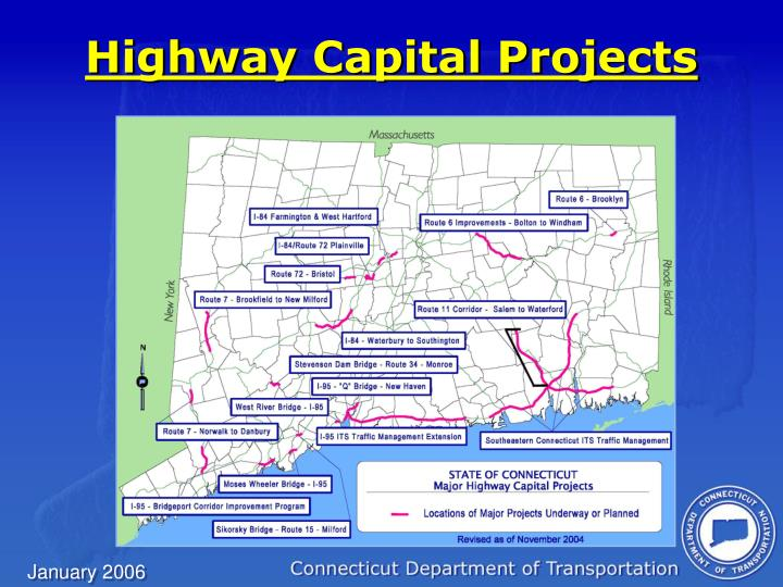 Highway Capital Projects