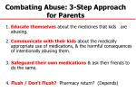 combating abuse 3 step approach for parents