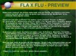 fla x flu preview