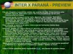 inter x paran preview