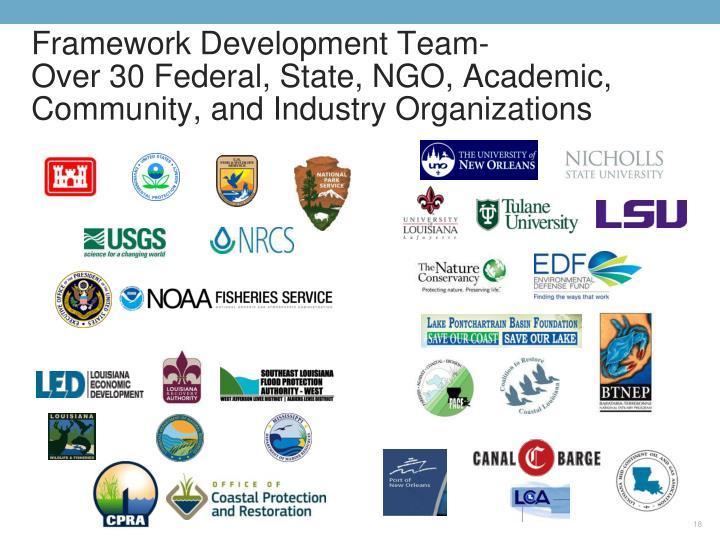 Framework Development Team-