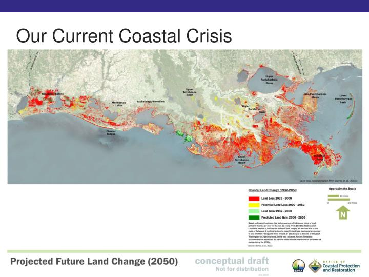 Our current coastal crisis