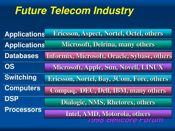 Future Telecom Industry