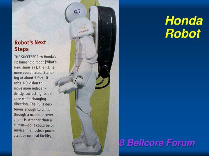 Honda Robot