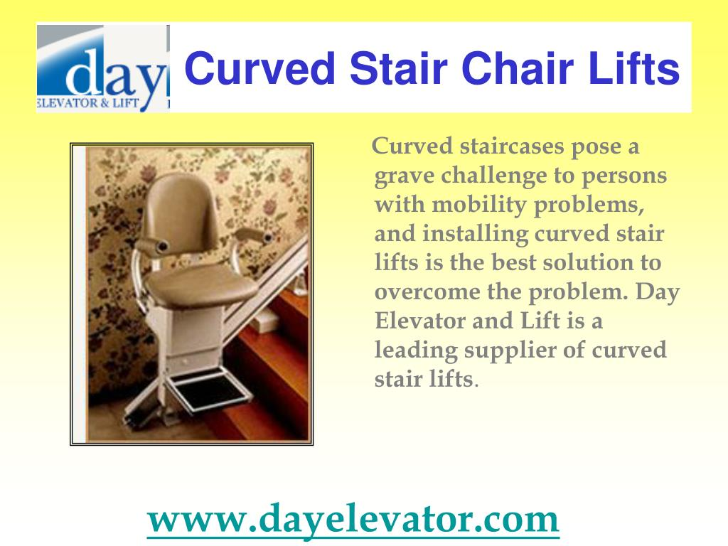 Curved Stair Chair Lifts