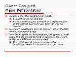 owner occupied major rehabilitation1