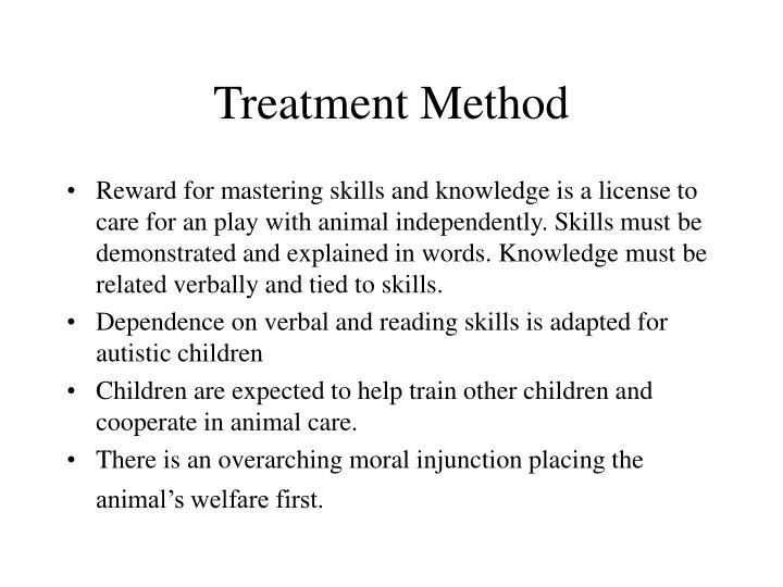 Treatment Method