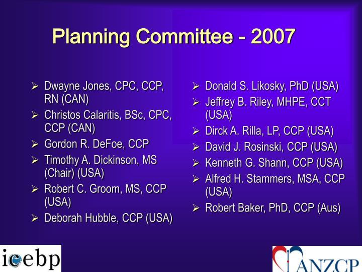 Dwayne Jones, CPC, CCP, RN (CAN)