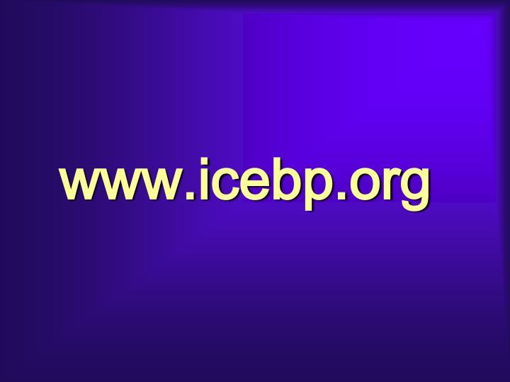 www.icebp.org