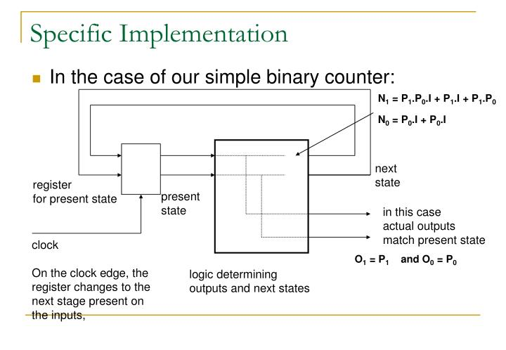 Specific Implementation