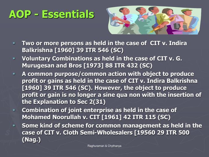 AOP - Essentials