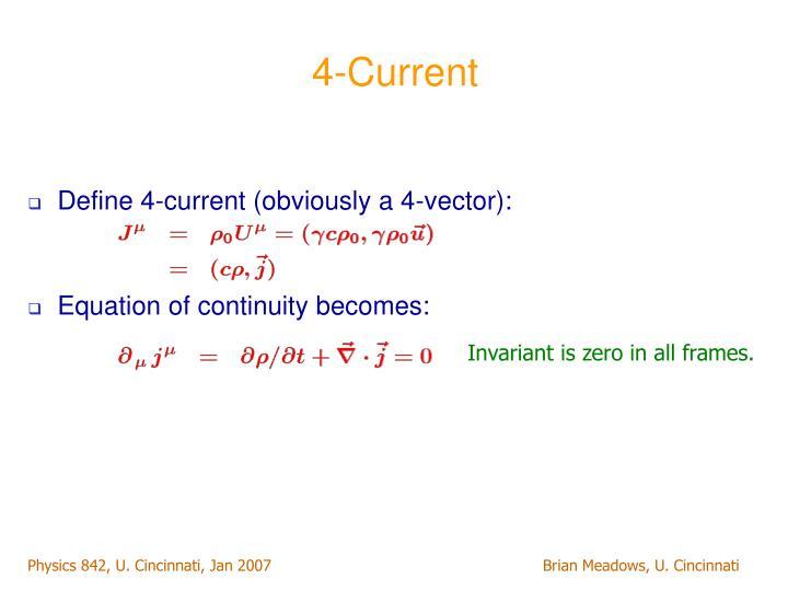 4-Current