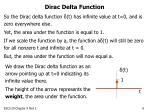 dirac delta function1