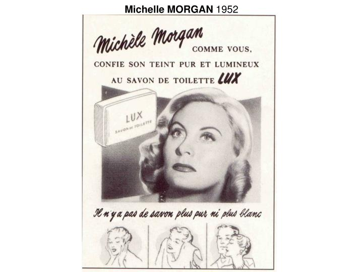 Michelle morgan 1952