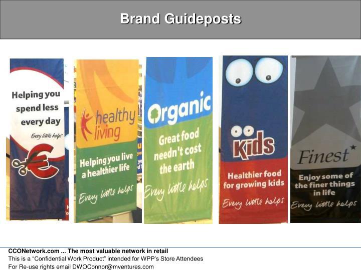 Brand Guideposts