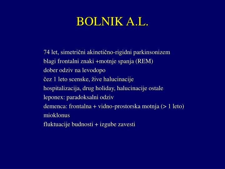 BOLNIK A.L.