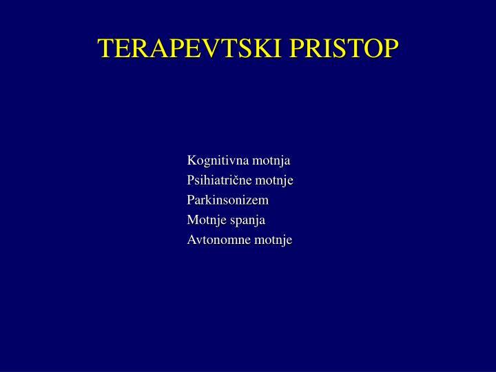 TERAPEVTSKI PRISTOP