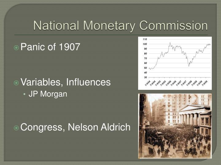 National Monetary Commission