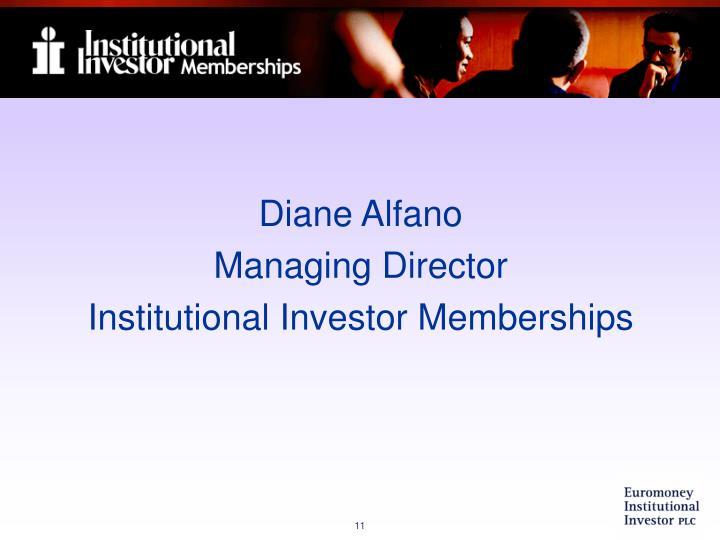 Diane Alfano