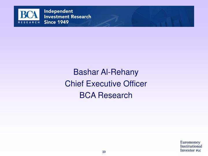 Bashar Al-Rehany