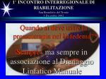 1 incontro interregionale di riabilitazione san benedetto del tronto 3 dicembre 200212
