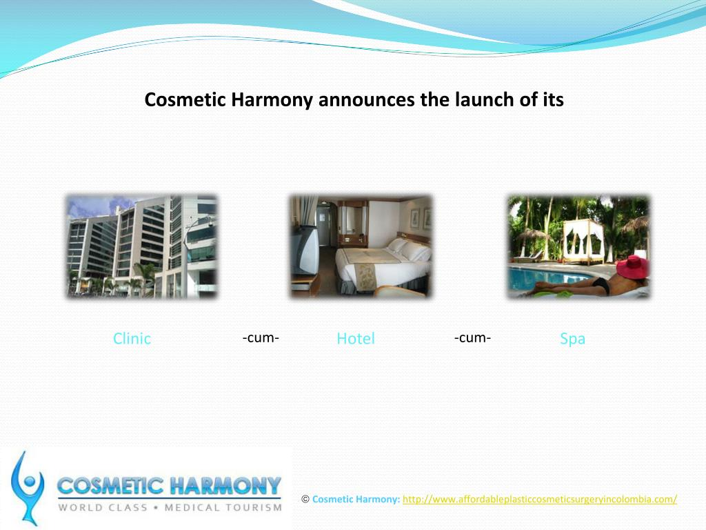 Cosmetic Harmony announces the launch of its