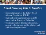about covering kids families