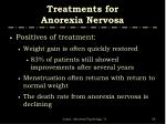 treatments for anorexia nervosa8
