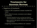 treatments for anorexia nervosa9